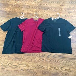 3 Men's Banana Republic tee shirts